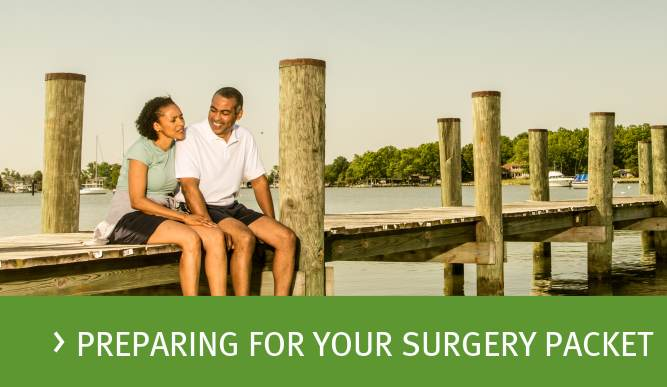 Gutter-Preparing For Your Surgery Packet